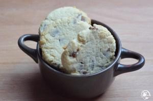 Recette des cookies américains moelleux