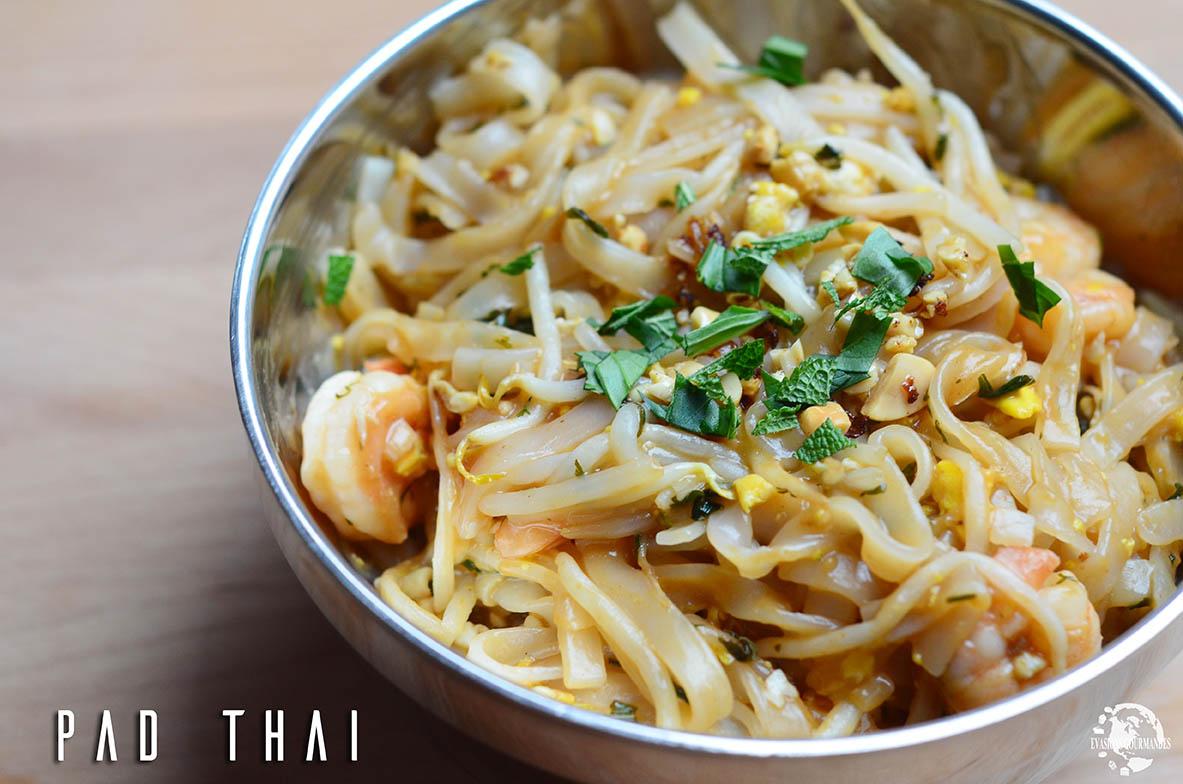 recette du pad thaï