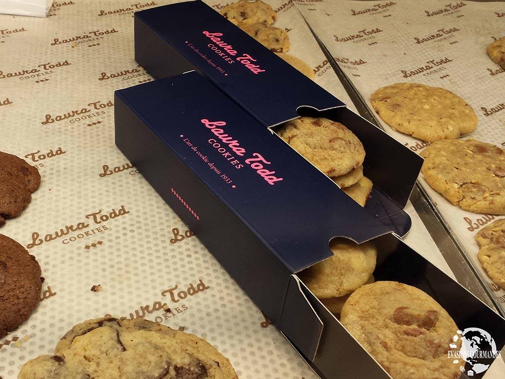 Cookies Laura Todd
