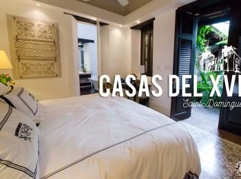 Casas del XVI : des hébergements de charme au cœur de Saint Domingue
