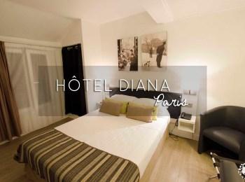 Le Diana, un hôtel familial dans le Quartier Latin de Paris