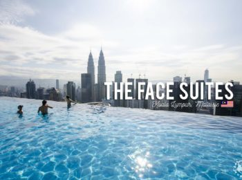 Où dormir à Kuala Lumpur ? Bienvenue dans l'hôtel The Face Suites !