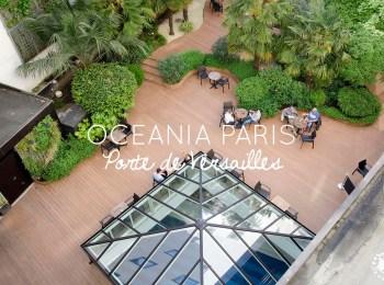 Un week-end à Paris à l'Oceania Hotel Porte de Versailles