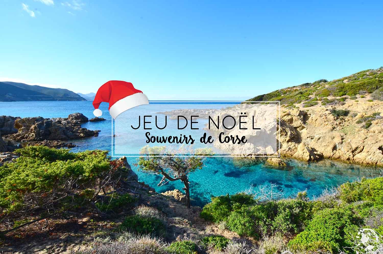 Jeu Souvenirs de Corse