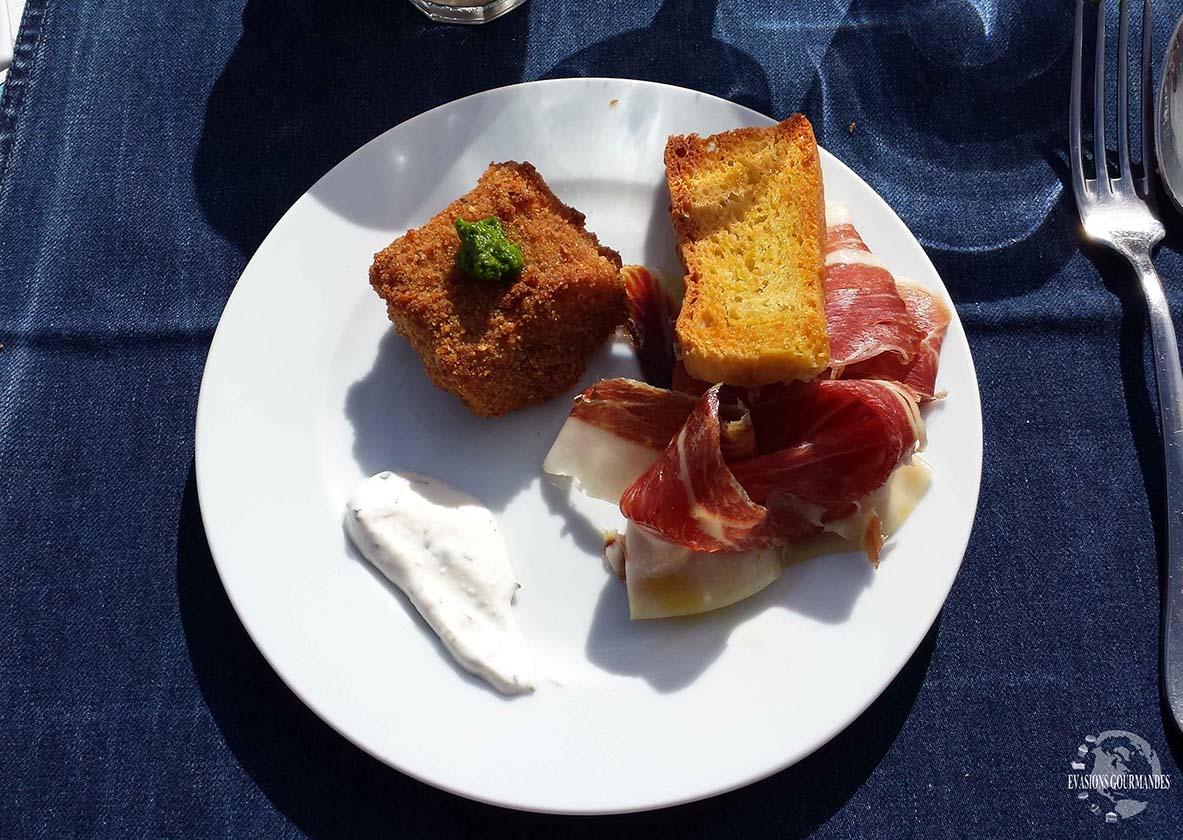 Restaurant d'altitude La Fruitière