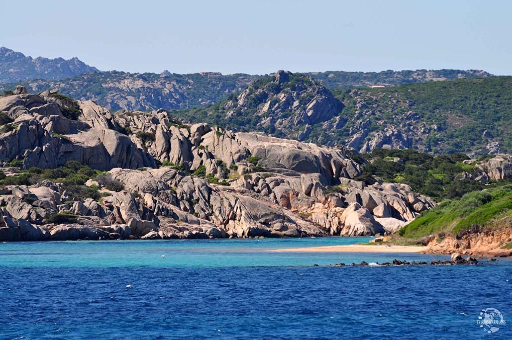 Îles de la Maddalena Sardaigne