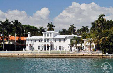 Maisons des stars Miami