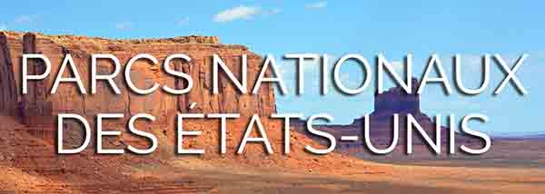 Parcs nationaux USA