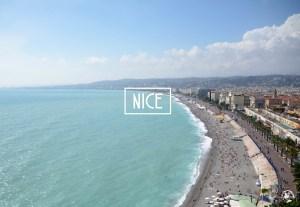que faire à Nice