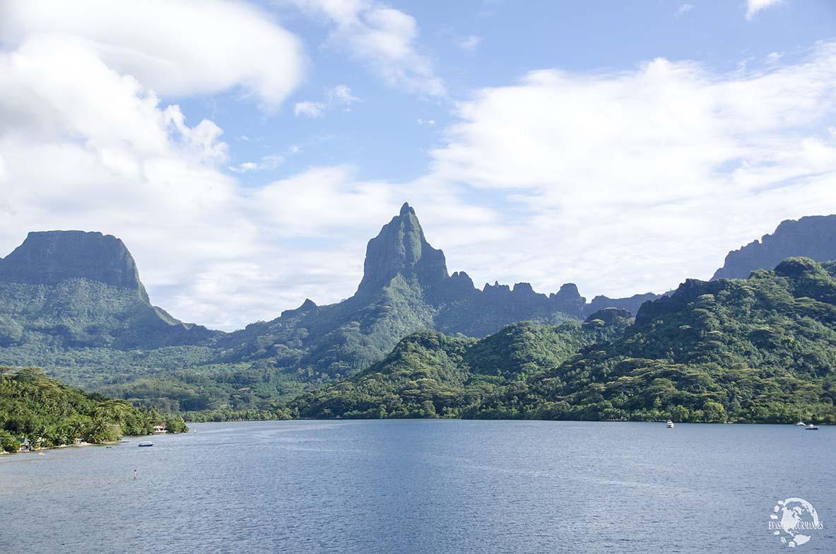 Baie Opunohu
