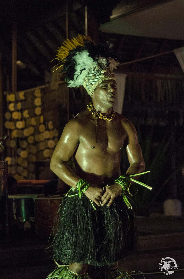 Danses polynésiennes