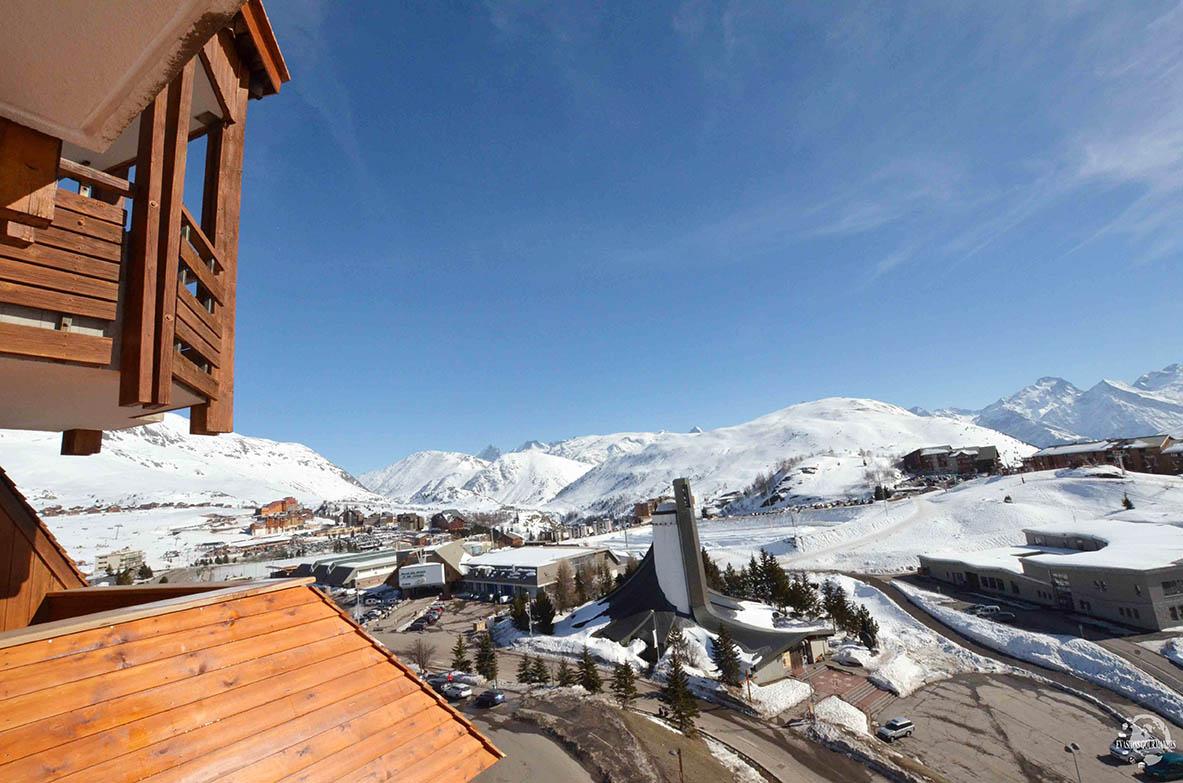 Royal Ours Blanc Alpe D'Huez