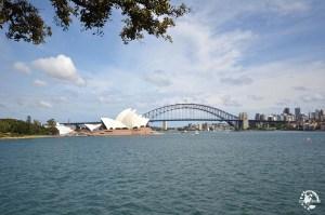jardin botanique Sydney