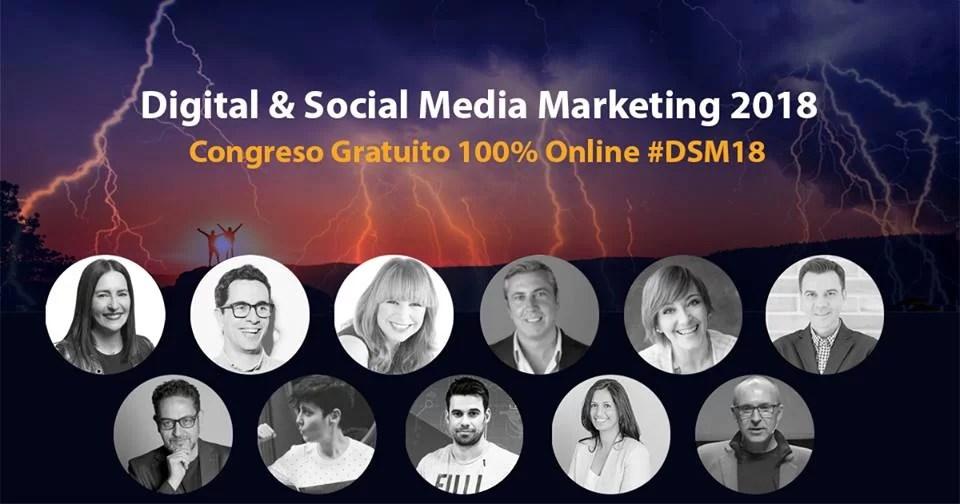 Congreso Digital & Social Media Marketing 2018