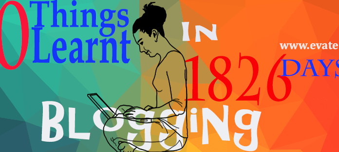 10_Things_learnt_in_5_years_blogging_