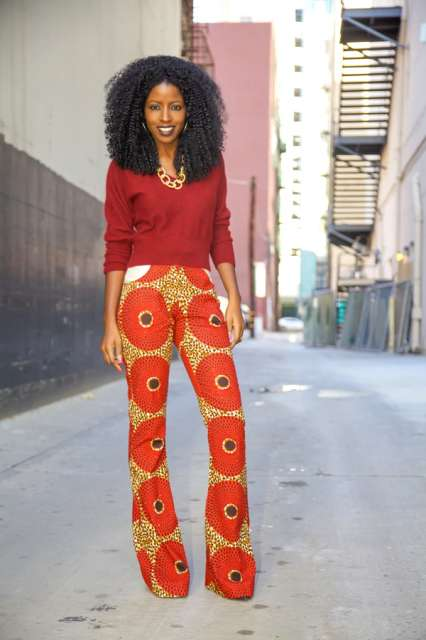 How to rock anakara pants (1)