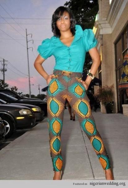 how to rock ankara pants (1)