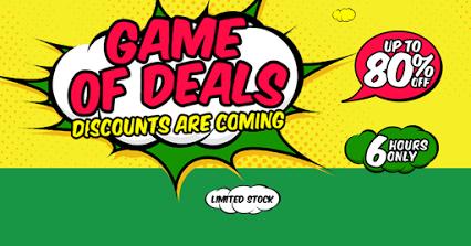 JUMIA Games of Deals
