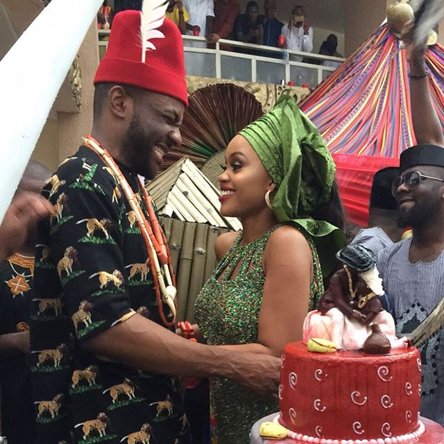 Ebuka-Obi-Uchendu-Cynthia-Obodo-Top-10-Nigerian-celebritiy-Wedding-2015 (1)