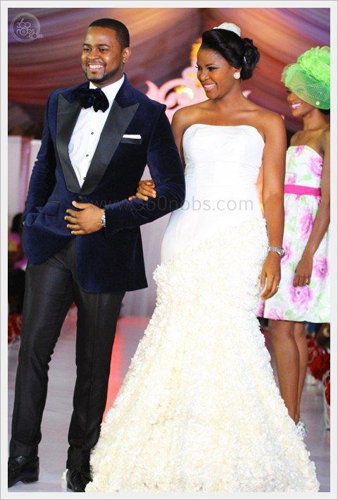 Rotimi-Alakija-DJ-Xclusive-Traditional-Wedding-to-Tinuke-Top-10-Nigerian-celebritiy-Wedding-2015 (2)