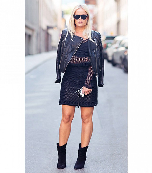 Little-Black-dress-with-fishnets-Stockholm-Street-Style