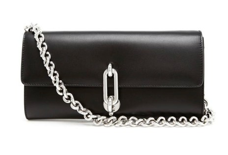 Leather-clutch