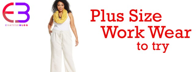 Plus Size Work Wear Outfit To Try
