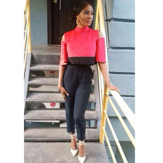 Toni Tones | Shop Maju Boxy Crop Top