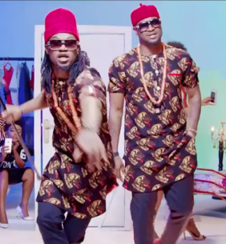 Psquare Nobody Ugly