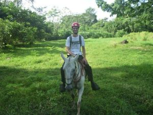 Paardrijden Uvita