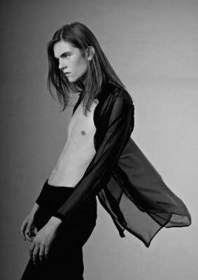 Humain androgyne - Homme