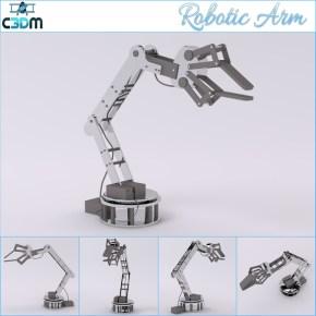 Robique - Bras robot