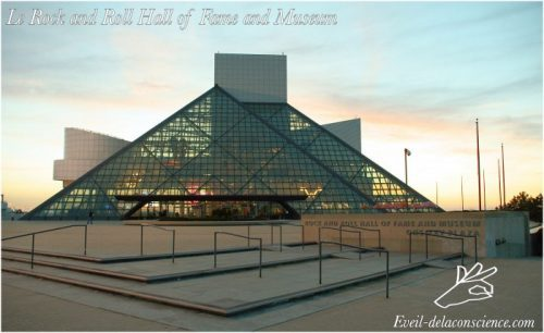 Le Rock and Roll Hall of Fame and Museum