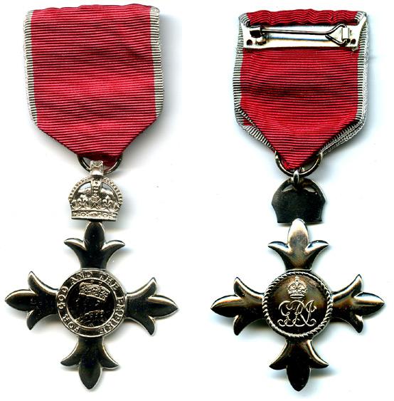 Ordre de l'Empire britannique -