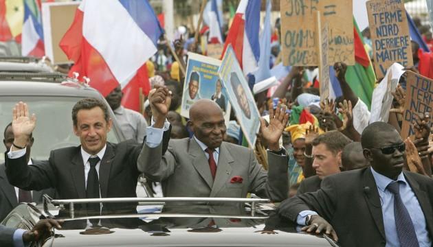 Sarkozy ou la mort programmé de la France - les réseaux
