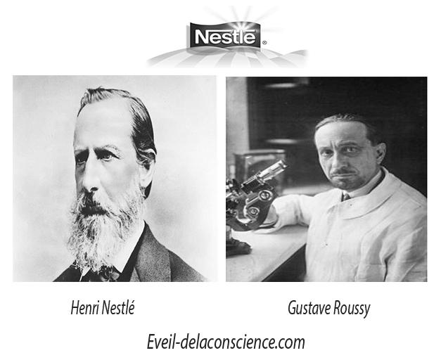 5_Nestlé - Gustave Roussy - Henry Nestlé
