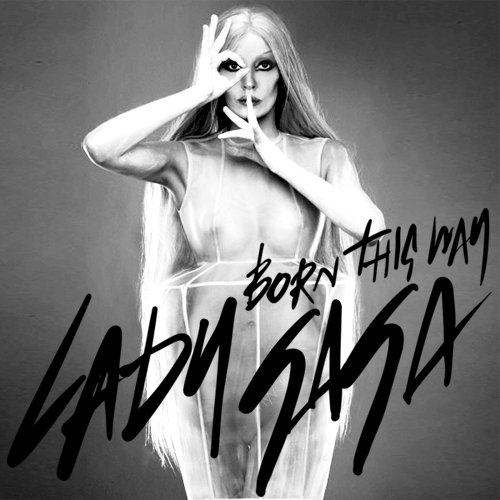 Lady gaga - esclaves sexuels - born this way - 2