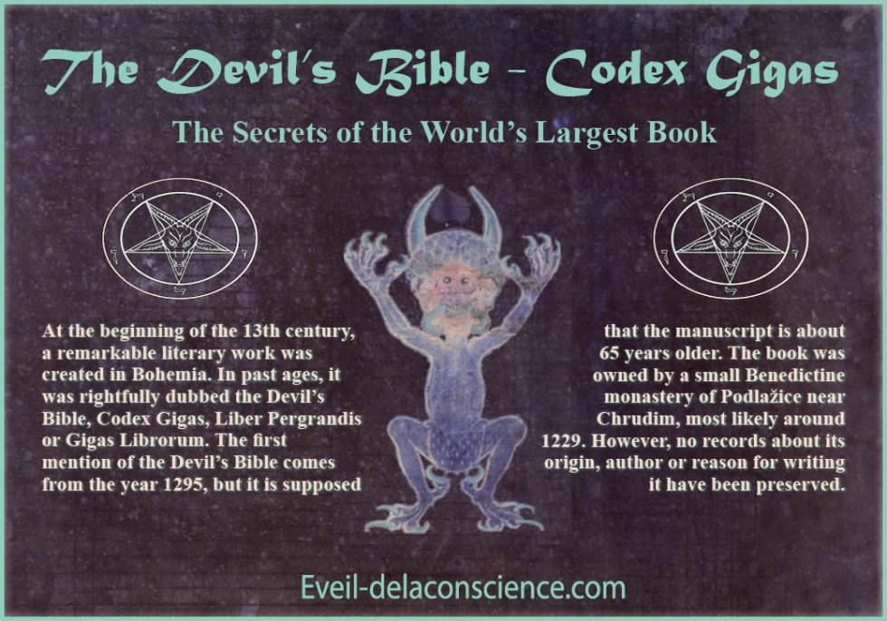 1_Satanisme - Le Codex Gigas
