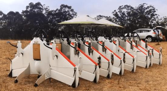 3_Project Wing - Google dévoile aussi des drones de livraison