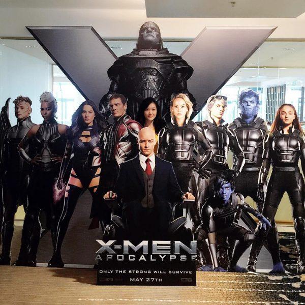 Et si Hollywood savait ? Quand le cinéma nous montre une autre réalité… ! x-men-apocalypse-cinema