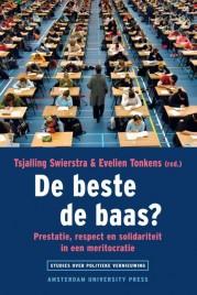 De beste de baas? Prestatie, respect en solidariteit in een meritocratie