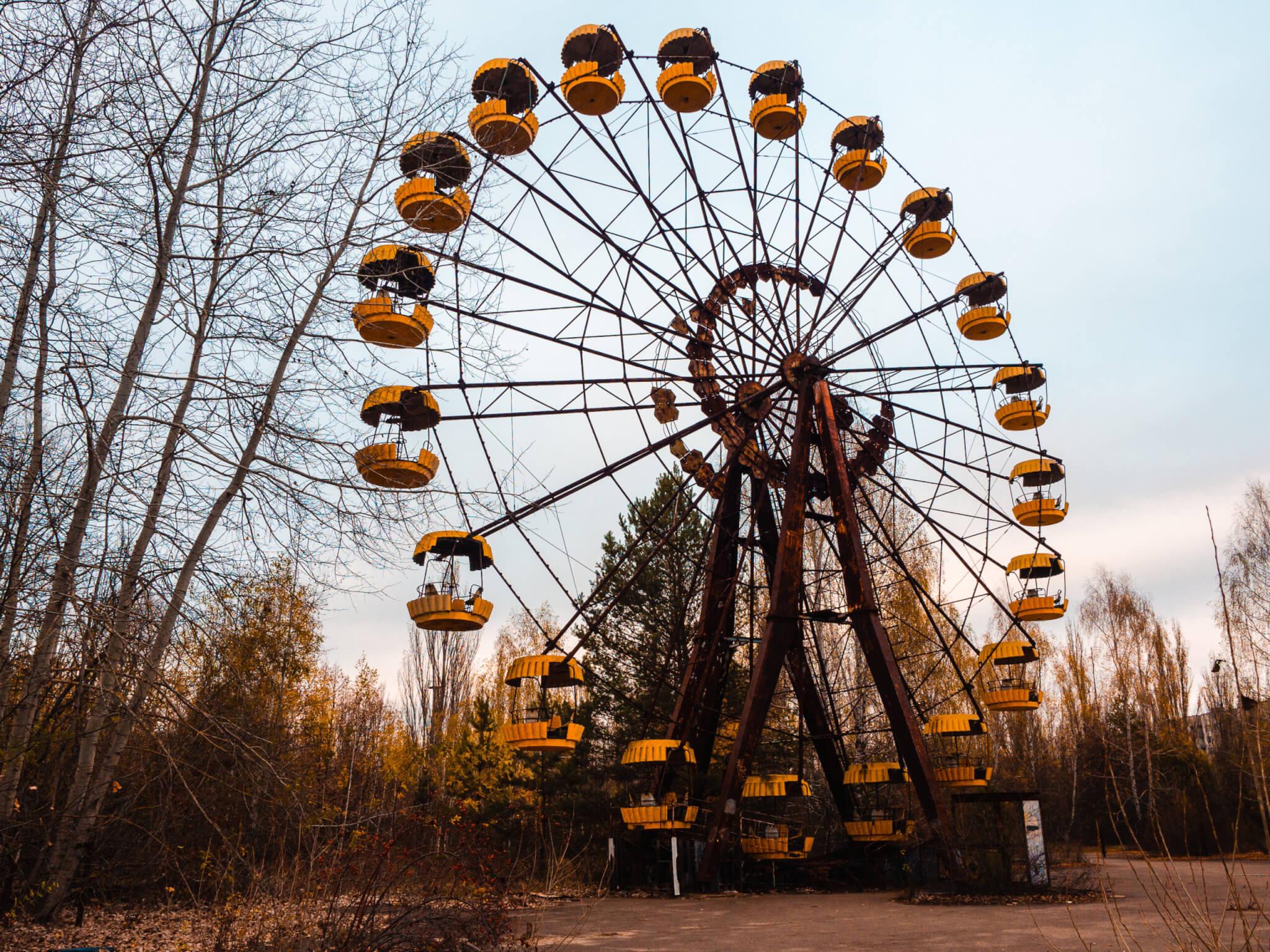 Tšernobyl maailmanpyörä