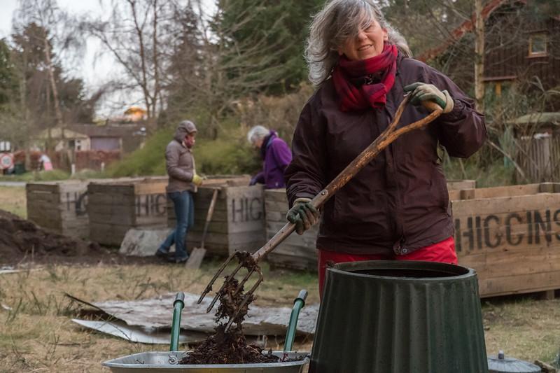 I love compost. I love soil. I love gut bacteria!