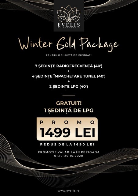 Winter Gold Package