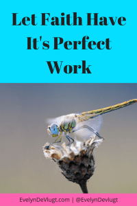 Let Faith Have It's Perfect Work