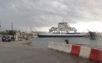 Veerbootbrug van Lefkas