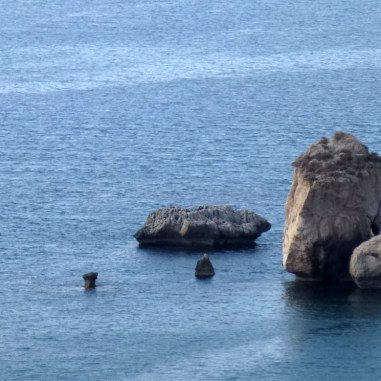 Petra tou Romiou, de rots van Aphrodite
