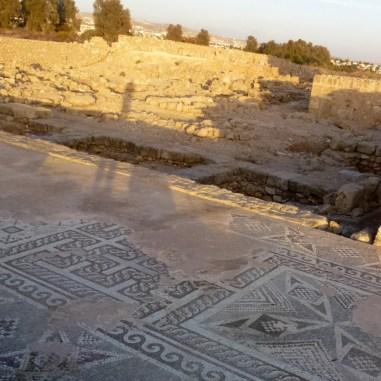 Archeologisch park in Paphos