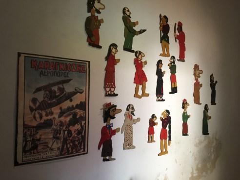 Karagiozis, een traditioneel Cypriotisch schimmenspel