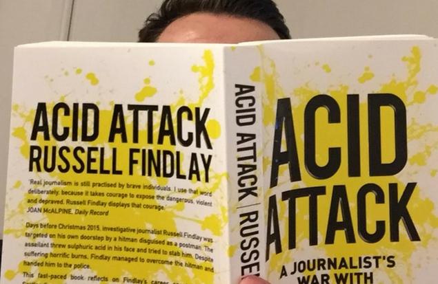 Image result for acid attack book